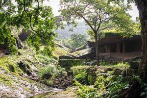 INDIEN-Mumbai-Sanjay Gandhi National Park im Norden
