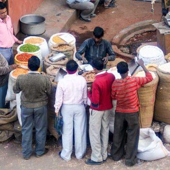 IND-Rajasthan-Jaipur-market