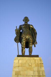 INDIEN-Mumbai-Mahatma Gandhi