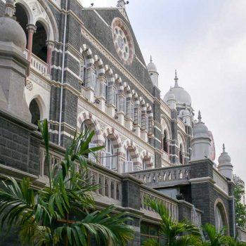 INDIEN-Mumbai-Churchgate