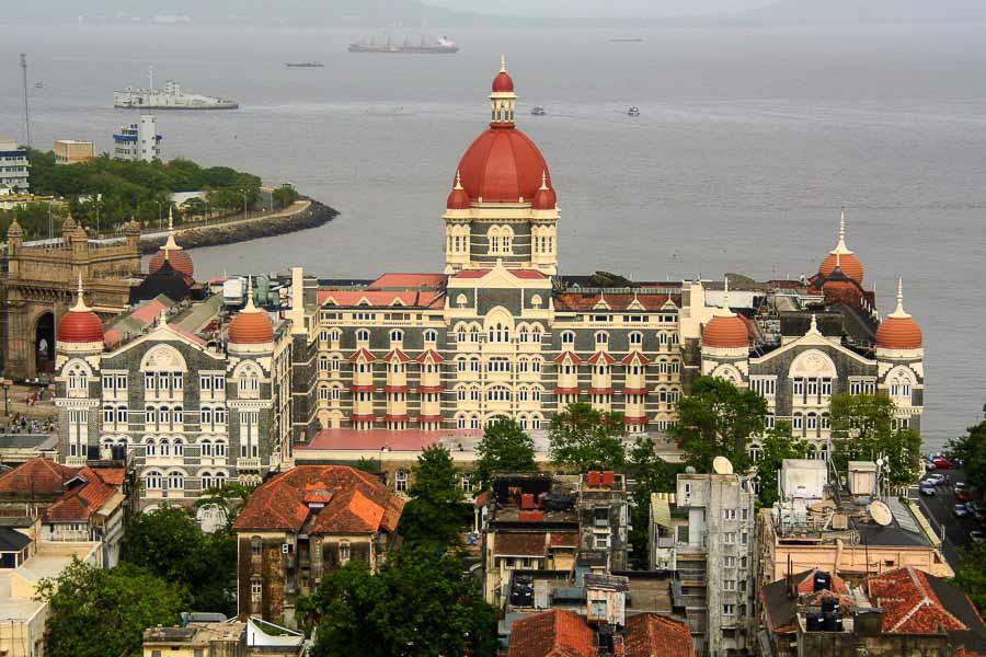 INDIEN-Mumbai-Taj Mahal Palace Hotel