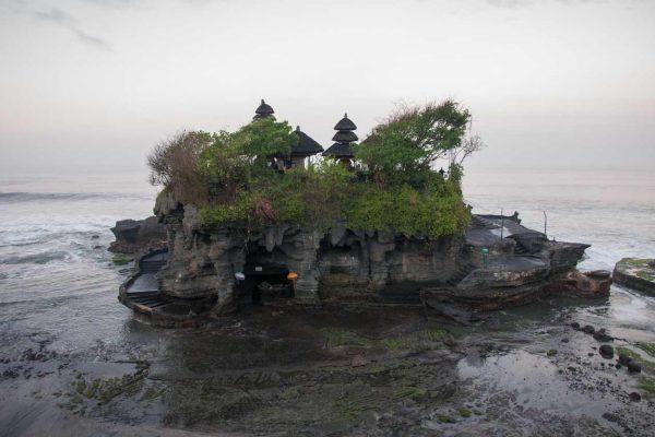 Indonesien-Bali-Tanah Lot am Morgen