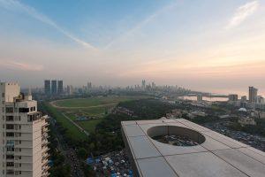 INDIEN-Mumbai-Aer Lounge im Four Seasons
