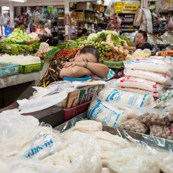 langer Tag für Marktfrauen