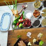 Currybestandteile
