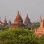 Myanmar-Bagan-stupa world