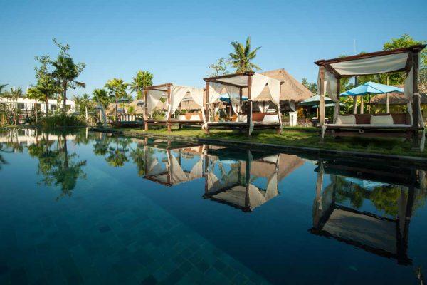 Indonesien-Bali-Ubud-Hotel Resort