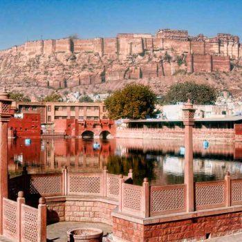 IND-Rajasthan-Jodhpur-Fort