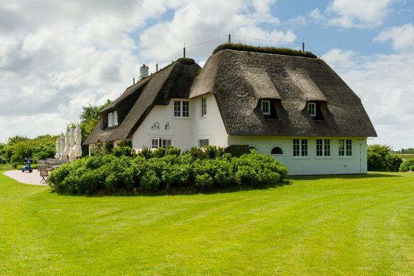 Deutschland-Sylt-Morsum-Golf Clubhaus