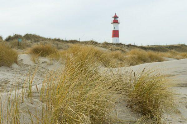 Deutschland-Sylt-List-Leuchtturm