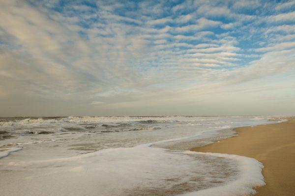 Deutschland-Sylt-List-Strand am Ellenbogen