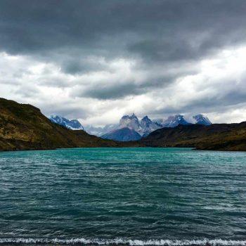 Torres del Paine, Chile, Patagonien, Terra del Fuego
