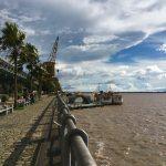 South America-Brazil-Belem-Amazonas-cruise terminal