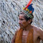Yagua Indianer