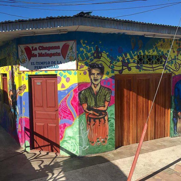 Iquitos-mala pata