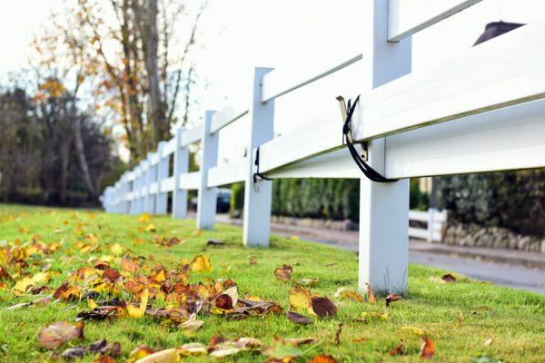 Deutschland-Sylt-Keitum-Herbststimmung