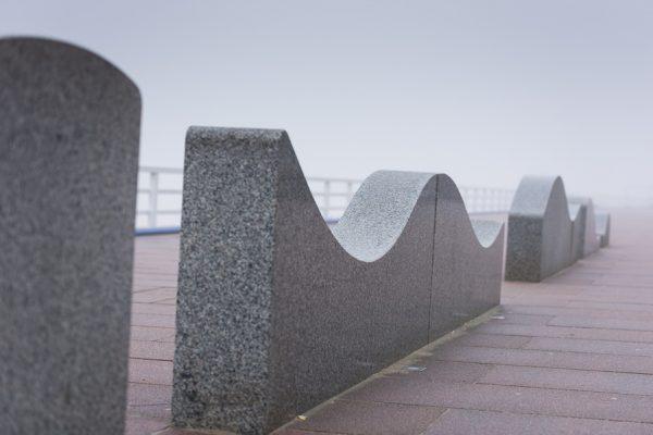 Deutschland-Sylt-Westerland-Promenade