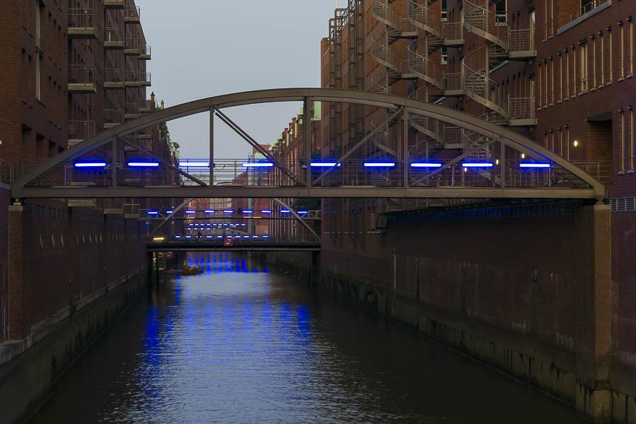 Deutschland, Hamburg, Hafencity, Kehrwiederfleet