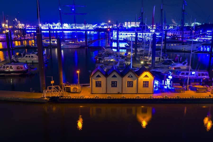 Deutschland, Hamburg, City Sporthafen Hamburg