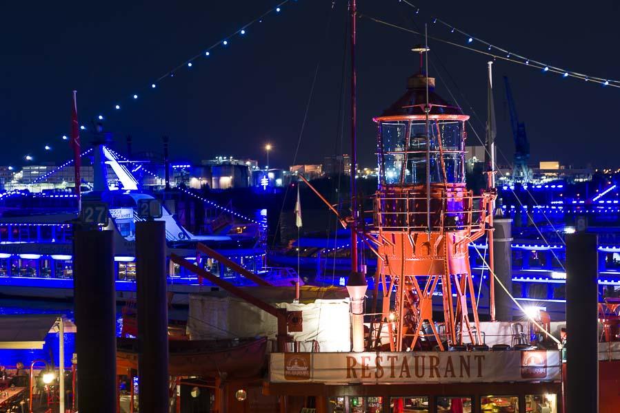 Deutschland, Hamburg, Hafen, Das Feuerschiff LV13