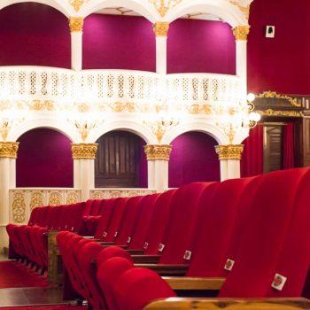 INDIEN-Mumbai-Royal Opera House im neuen Glanz