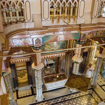 INDIEN-Mumbai-Jain Tempel in Malabar Hill