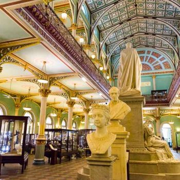 INDIEN-Mumbai-Dr. Bhau Daji Lad Museum