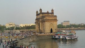 INDIEN-Mumbai-Gateway of India