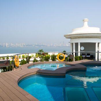 INDIEN-Mumbai-Marina Plaza Hotel - Pool