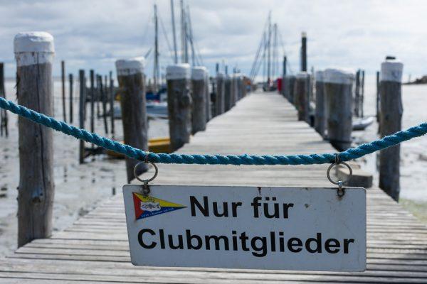 Deutschland-Sylt-Rantum-Hafen