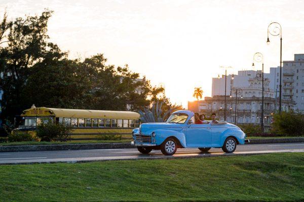 Kuba-Havanna-Sunset Spritztour
