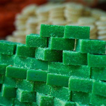 malaysische Süßigkeiten / Malay sweets