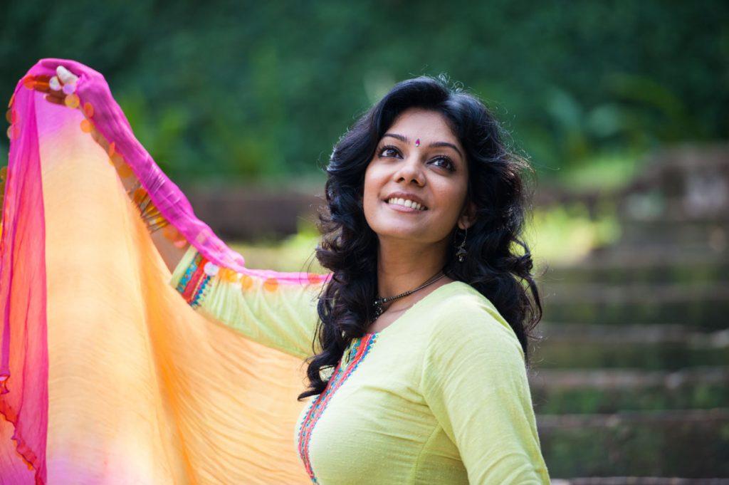 INDIEN-Mumbai-Kristine