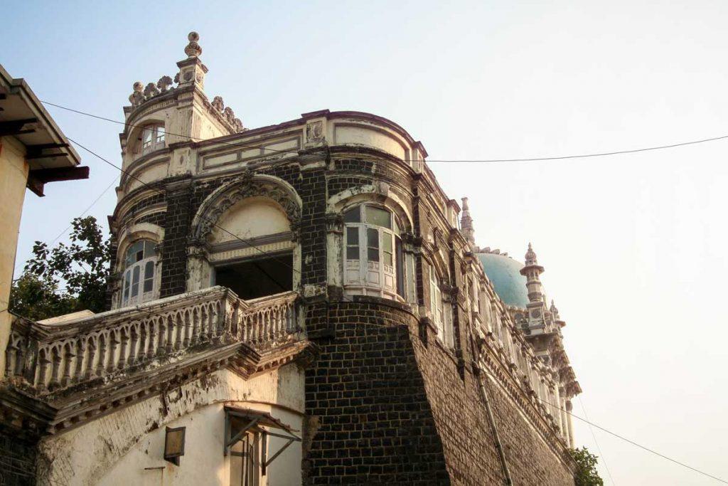 INDIEN-Mumbai-Maa Hajjani