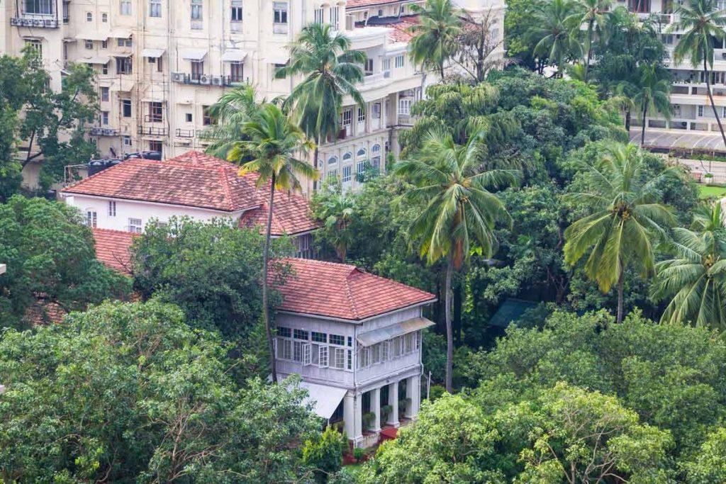 INDIEN-Mumbai-Villa an Malabar Hill