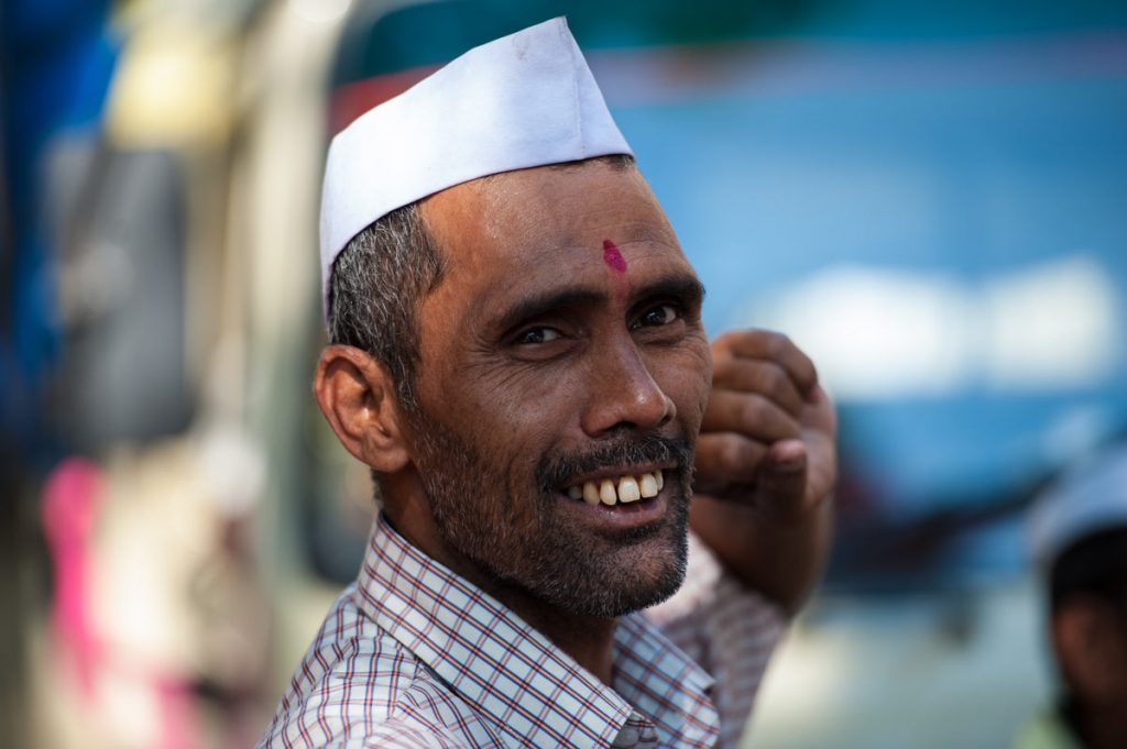 INDIEN-Mumbai-Tiffin-Wala