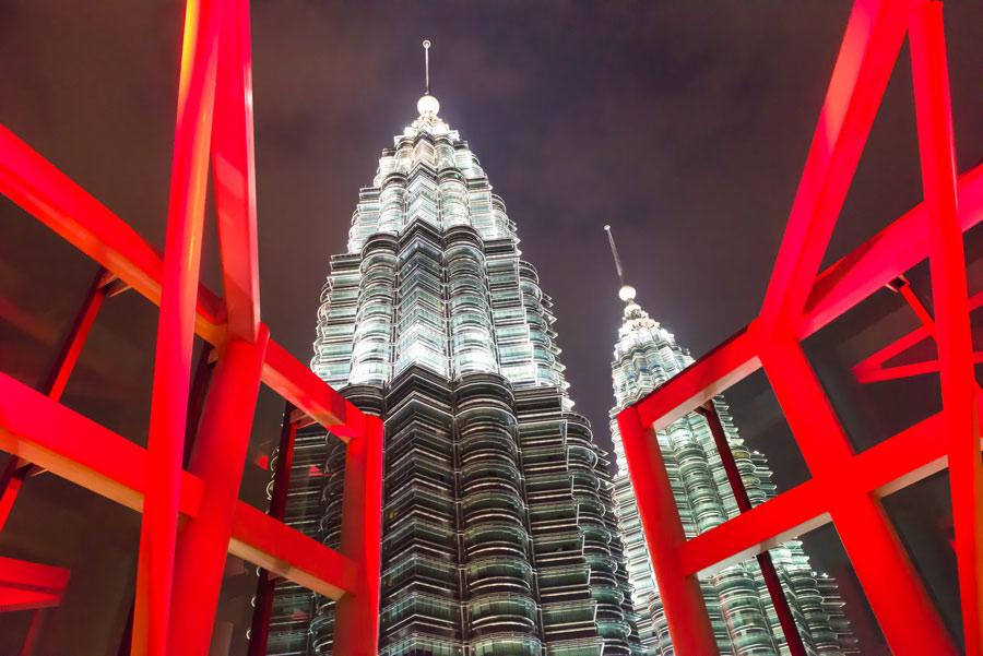 Malaysia-Kuala-Lumpur-Petronas Towers