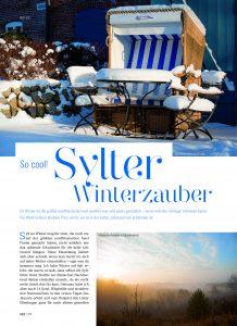 Deutschland-Sylt-Magazinbeitrag