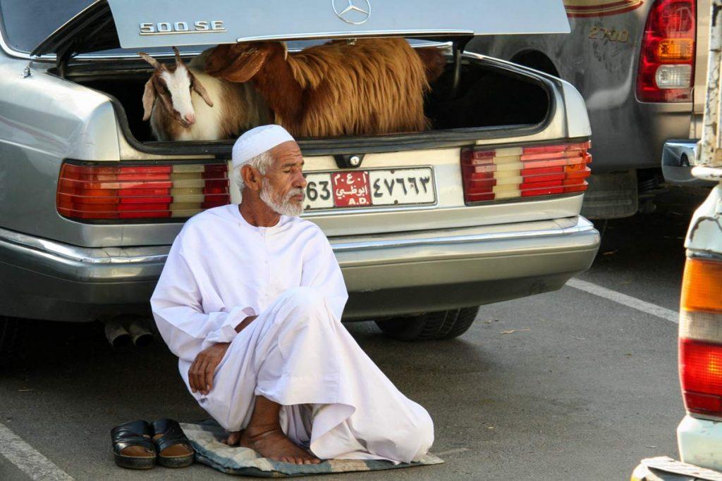 VAE-Al Ain-ein Markt für alles